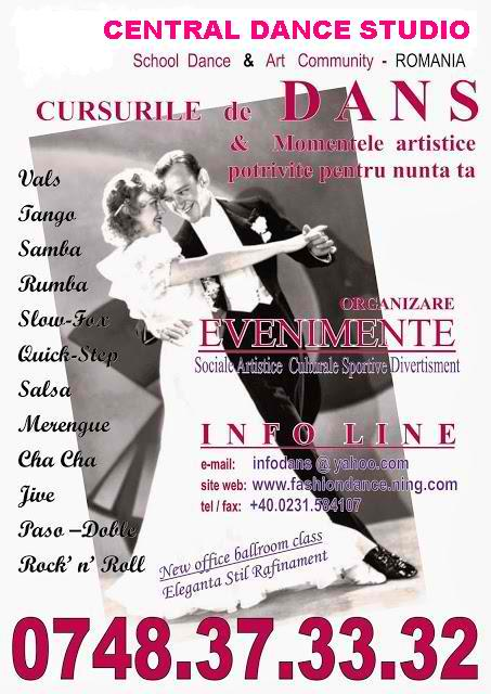 DANCE STUDIO - FLAVIUS BOTOSANI