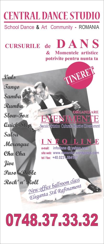 CENTRAL DANCE STUDIO - TINERET