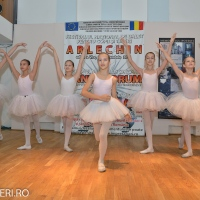 """Premiile şi trofeele Festivalului Naţional de Balet """"ARLECHIN"""" 2014"""
