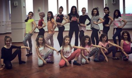 Franciska Cozminciuc - Concursul National de Dans TINERE SPERANTE Botosani - Romania.1