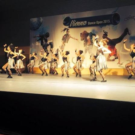 Franciska Cozminciuc - Concursul National de Dans TINERE SPERANTE Botosani - Romania 2