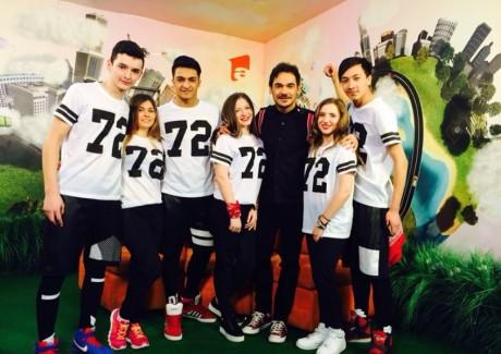 Stefan Raducu - Comisia de Jurizare a Concursului national de dans Tinere Sperante