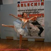 """Conferinţa de lansare a proiectului - Festivalul naţional de dans clasic şi balet """"Arlechin"""" 2015"""