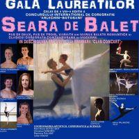 Gală Internaţională de Balet la Botoşani. Vezi cînd are loc şi cine participă!