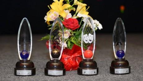 Trofeele - Festivalului Național - TINERE SPERANTE 2016