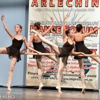 Arlechin Dance Festival! Fișa de înscriere, regulamentul de organizare și desfășurare ediția a IX-a!