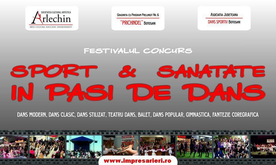 PASI DE DANS BOTOSANI - ARLECHIN & PRICHINDEL 2017