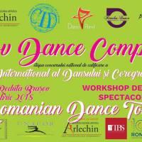 Arlechin Dance Festival, 2018. Vezi unde si cand au loc principalele activitati ale concursului!