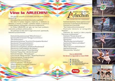 Clubul Arlechin - www.arlechinromania.ro